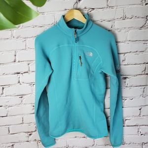 The North Face Power Flux Half Zip Pullover